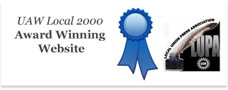 Award winning website